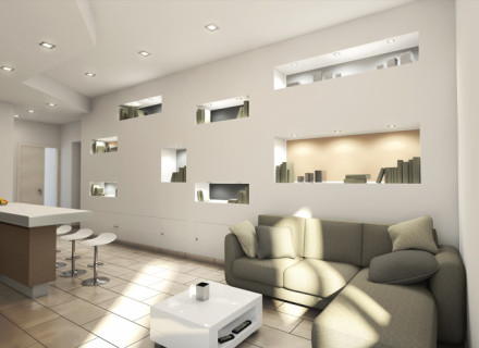 Residenza Pinerolo_rendering